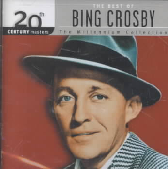 20TH CENTURY MASTERS:MILLENNIUM COLLE BY CROSBY,BING (CD)