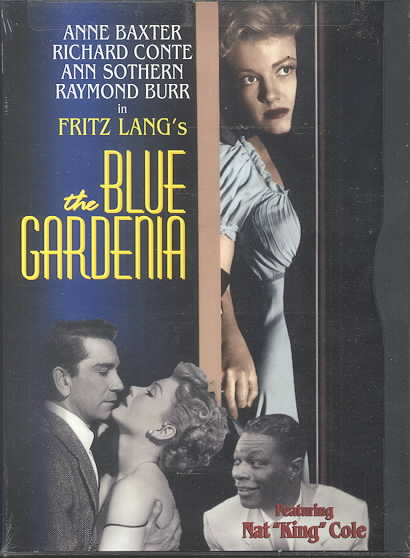 BLUE GARDENIA BY BAXTER,ANNE (DVD)