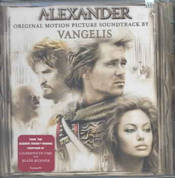 ALEXANDER BY VANGELIS (CD)